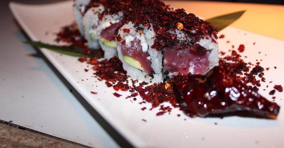 Al Forentum si mangia il sushi lucano-orientale